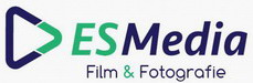 ES Media Film und Fotografie Mobile Logo